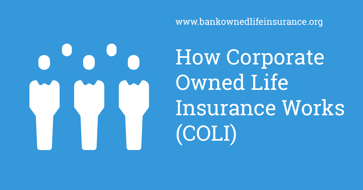 Corporate Owned Life Insurance COLI